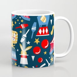 Circus Celebration Coffee Mug