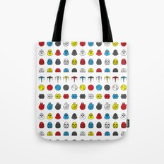 Balance in the Force Tote Bag
