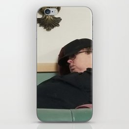 The second coming of Wendy iPhone Skin