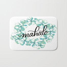 Thank you Mahalo from Hawaii Bath Mat