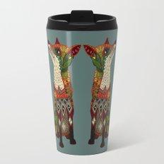 fox love juniper Travel Mug