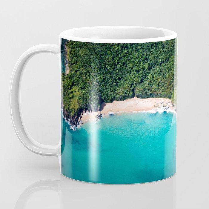 Turquoise Beach Coffee Mug