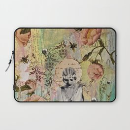 Waiting For Her Moment Laptop Sleeve