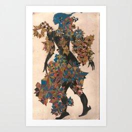 zvezdy Art Print