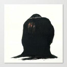 UnHuman#17 Canvas Print