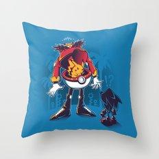 Gotta Crush 'Em All Throw Pillow
