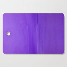 Abstract Purples Cutting Board