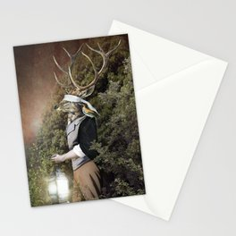 Don`t Be Afraid Of The Dark Stationery Cards