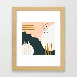 Coit Pattern 58a Framed Art Print