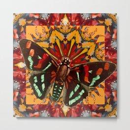 Kaleidoscope ~ Series 6 Metal Print