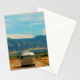 Life on the road Stationery Cards