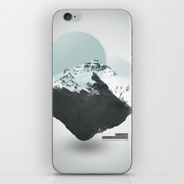Mt. Everest - The Surreal North Face iPhone Skin
