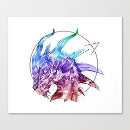 Spirt of the Dragon Canvas Print