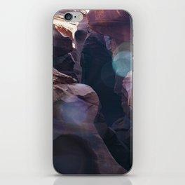 Antelope Canyon Opening iPhone Skin