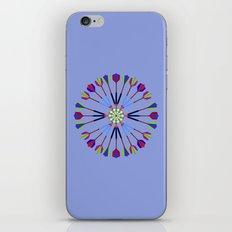 Game of Darts Design iPhone Skin