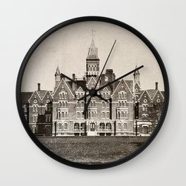 Danvers State Hospital (Danvers Lunatic Hospital), Kirkbride Wall Clock