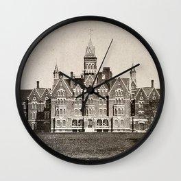 Danvers State Hospital (Danvers Lunatic Hospital), Kirkbride Wall Clock