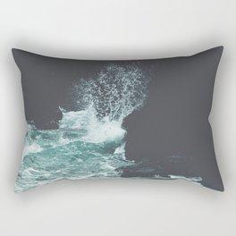 The Dark Coast Rectangular Pillow