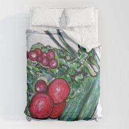 Freshly Uncut Salad Comforters