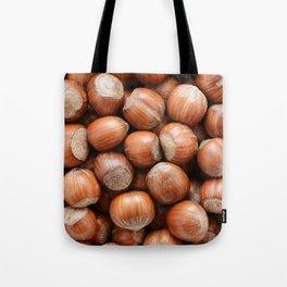 Hazelnuts Tote Bag