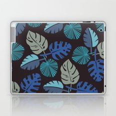 Blue Frond Laptop & iPad Skin