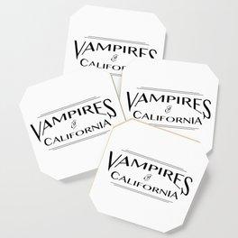 Vampires Of California Coaster