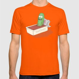 Pickle Dipping T-shirt