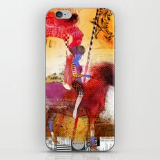 Amazoni iPhone & iPod Skin