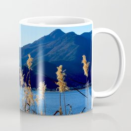 At the Foot of a Giant Coffee Mug