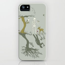 Alive & Well iPhone Case
