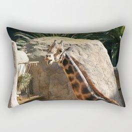 Baringo Giraffe Rectangular Pillow