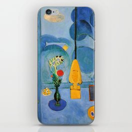 Henri Matisse Blue Window iPhone Skin