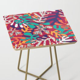 Matisse Pattern 009 Side Table