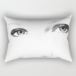Face Rectangular Pillow