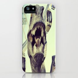 He might bite! iPhone Case