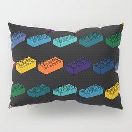 Game Bricks Pattern Pillow Sham