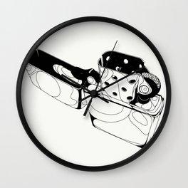 Zippo love Wall Clock