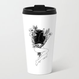 Pure Morning Metal Travel Mug