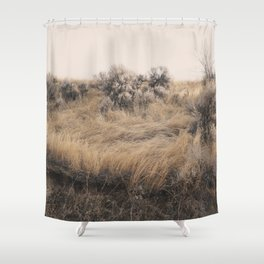 Walkabout Shower Curtain