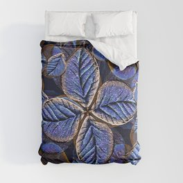 Fantasy Nature Pattern Print  Comforters