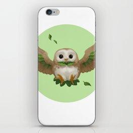 Rowlet iPhone Skin