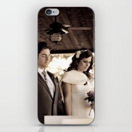 Vows iPhone Skin
