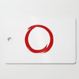 Enso circle 2 Cutting Board