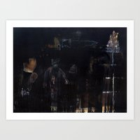 Primal Instinct Art Print