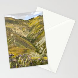 Carrizo Plain Wildflowers Stationery Cards