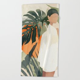 Jungle 3 Beach Towel