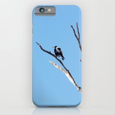The Magpie that Comes and Goes Slim Case iPhone 6s