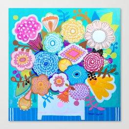 Brazilian bouquet Canvas Print