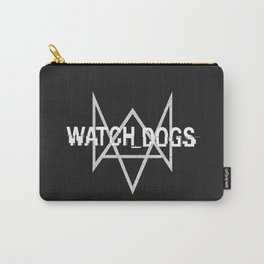 Watchdogs logo Carry-All Pouch