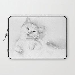 Playful Cat II Laptop Sleeve